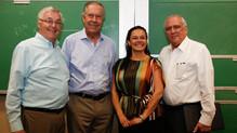 Ricardo Sagrera, CEO de Hilasal compartió con estudiantes del Executive MBA caso vivo sobre su proye