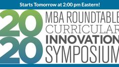 Profesora Prado participó en el MBA Roundtable Curricular Innovation Symposium