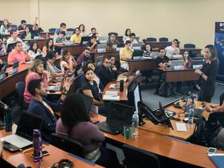 Alumnos del MBA de INCAE realizaron caso vivo con Presidenta de la Fundación Calicanto sobre sus ret