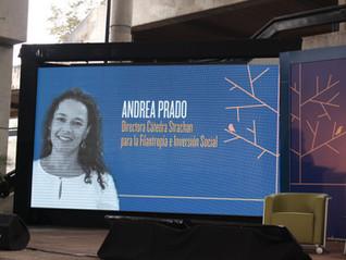 Cátedra Strachan realizó sesión de filantropía e inversión social durante la Reunión Anual Incaista