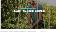 Profesora Prado fue entrevistada en Revista Vida y Éxito