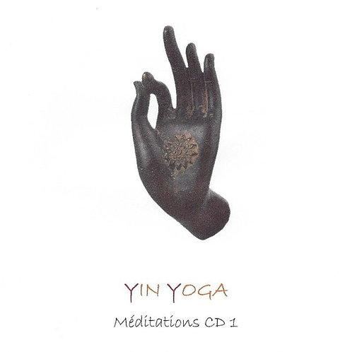 CD de méditations Yin Yoga