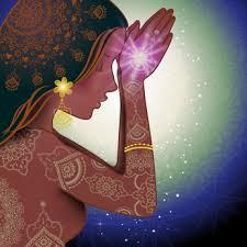 Prière Indienne