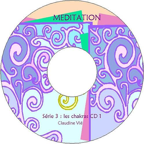 3CD : les Chakras