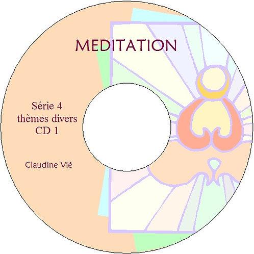 3 CD : Thèmes variés