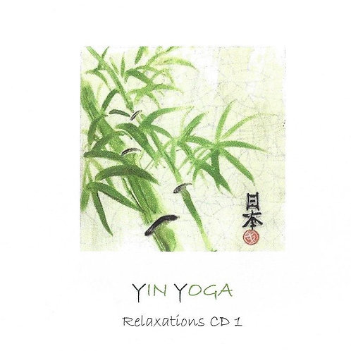 CD de relaxation Yin Yoga