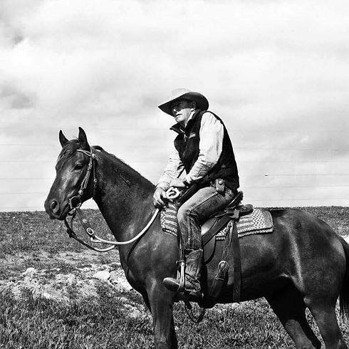 TJ Clibborn - Horse Trainer - Mustang TI