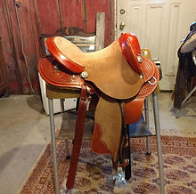 TJ Clibborn's tack shop offers and assortment of saddles from Australian Saddles to Western Saddles,