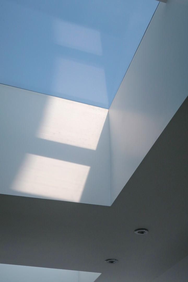 Rooflight in rear extension.jpg
