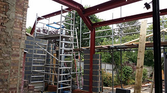 20150810_rear extension steels going up.