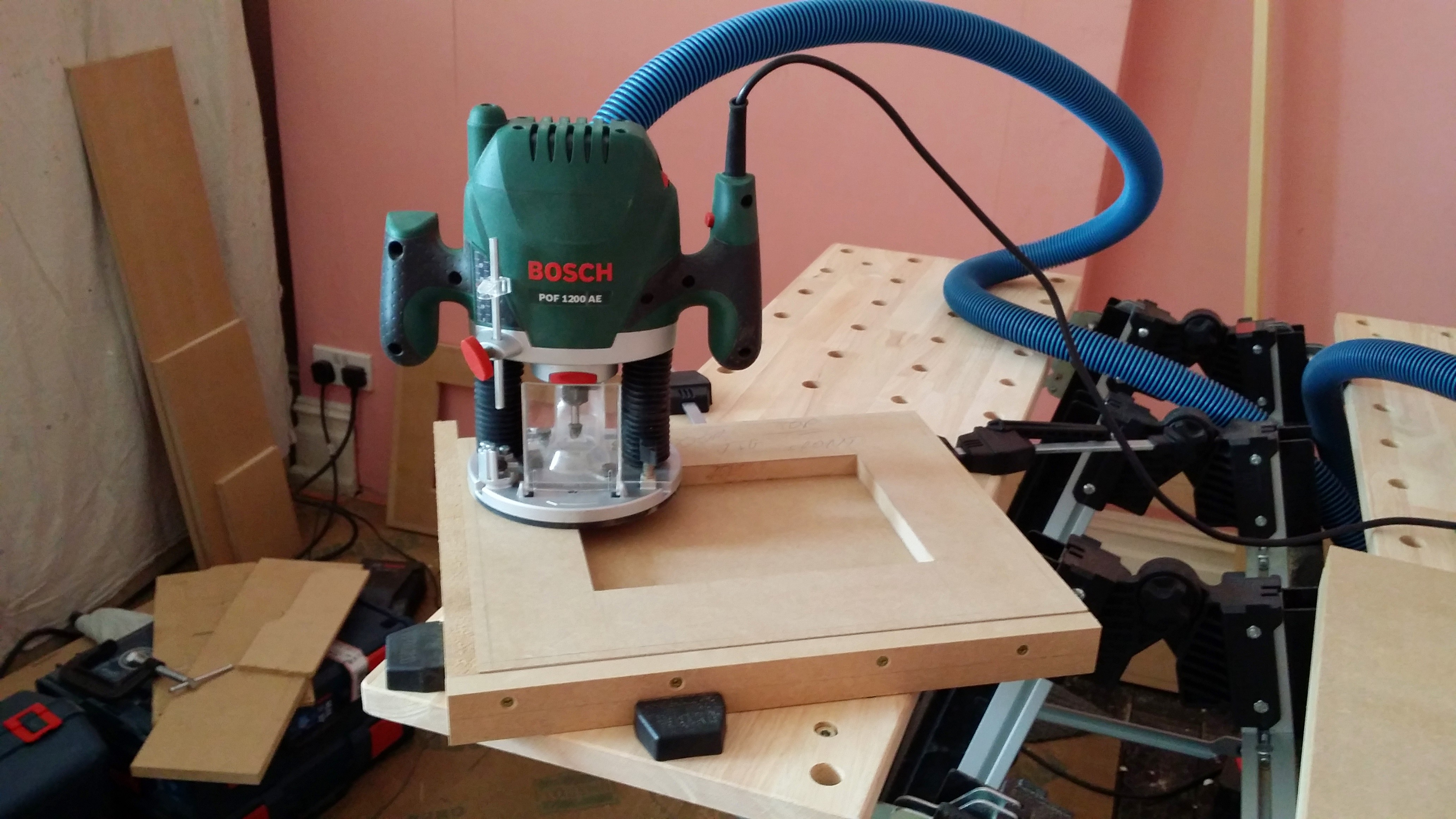 Joinery Routing