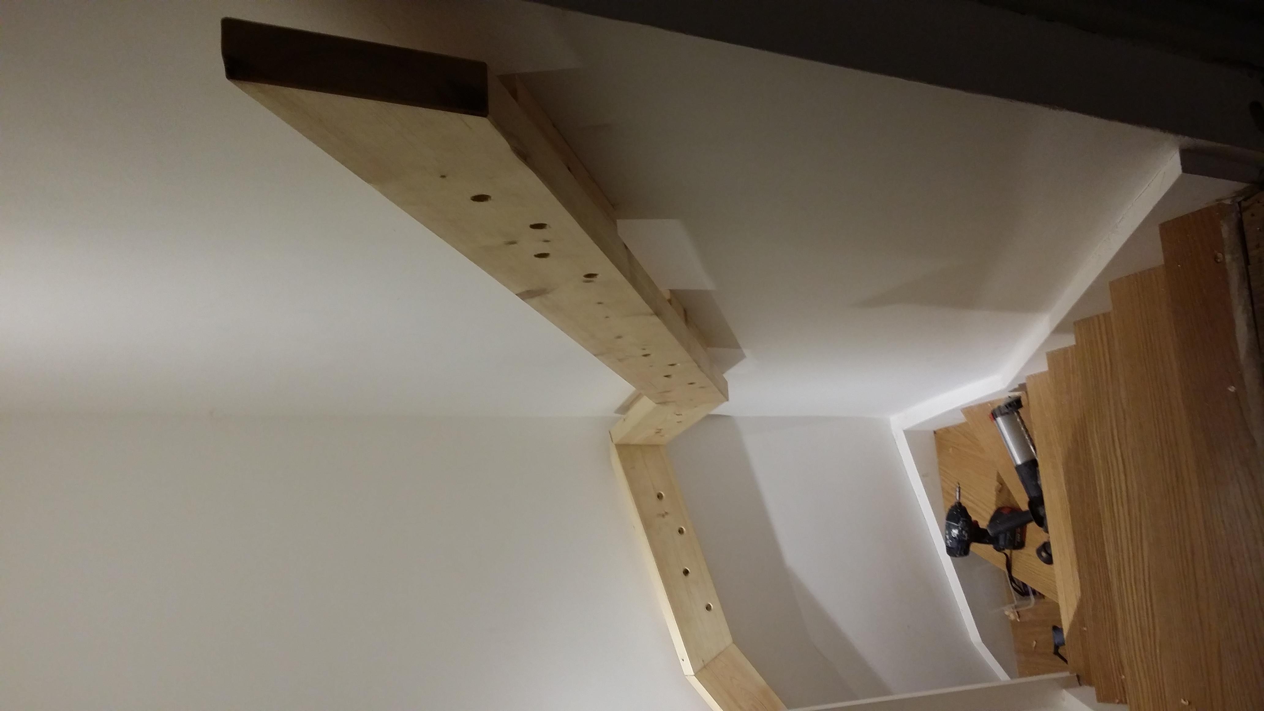 Bespoke Timber Handrail