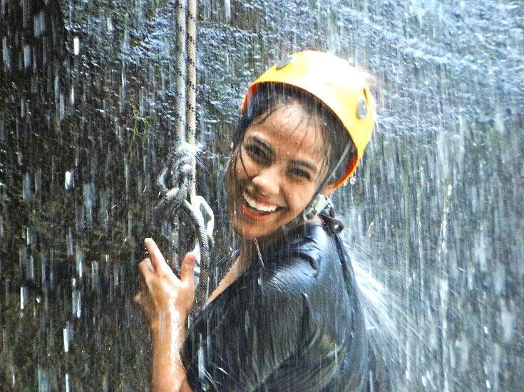 Tixhiñú Waterfalls
