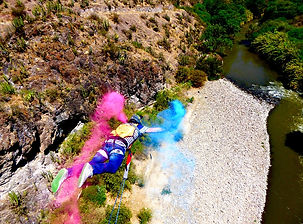 Puenting colors festival mexico