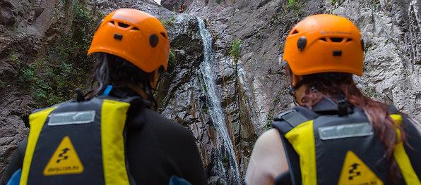 Canyoning Vaqueros
