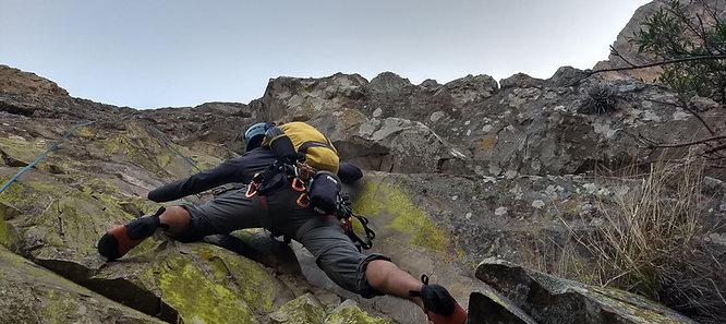 Sport Climbing Bernal (Multipitch)