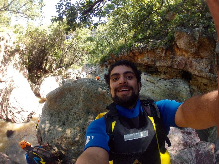 Ivan Sierra Gorda Ecotourism guide