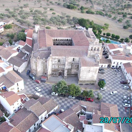 Vista Calera de León