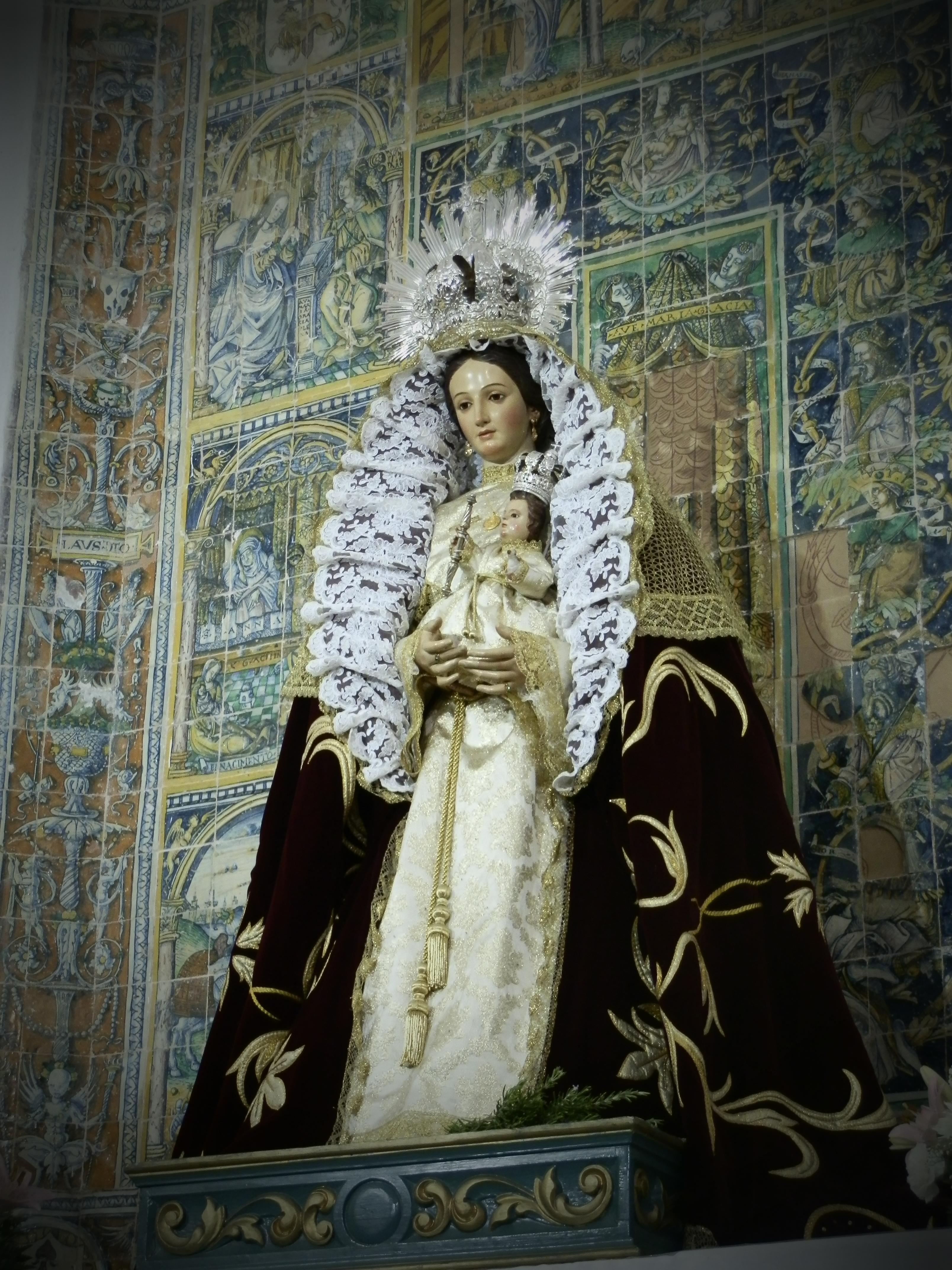 Imagen Virgen de Tentudía