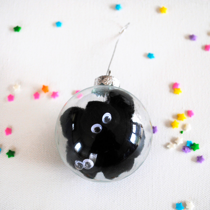 Soot Sprite Ornament