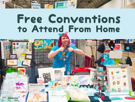 Free Conventions to Attend From Home