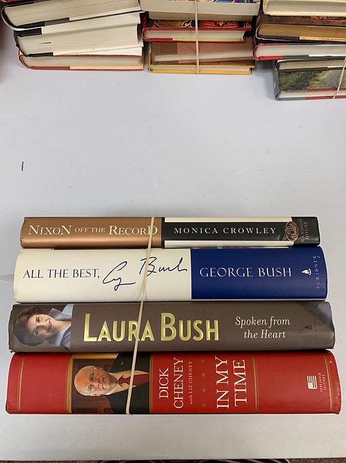 The Bushes, Nixon, Cheney