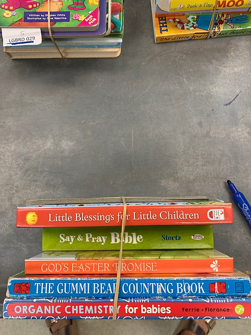 Blessings, Say and Pray Bible , Easter, Counting, Chemistry for Babies