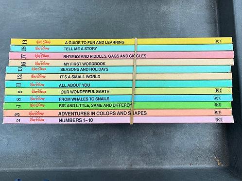 Disney Hardcover- Learning Series