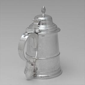 Paul Revere tankard