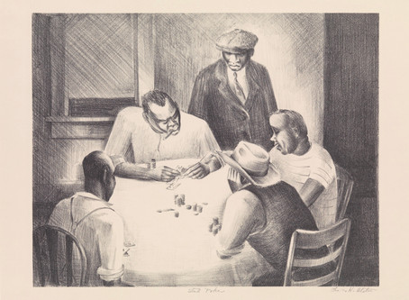 Poetry & Art: Langston Hughes