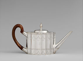 Paul Revere teapot