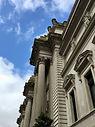 Facade of the Metropolitan Museum of Art