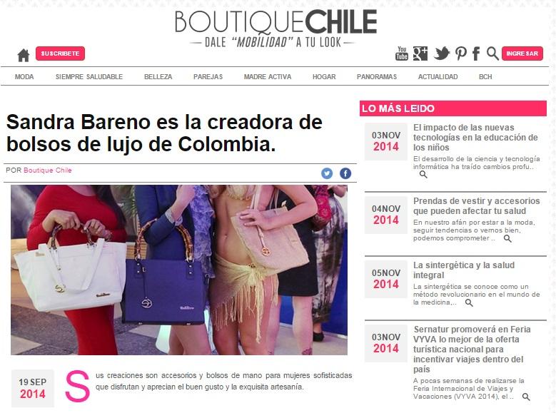 Boutique Chile