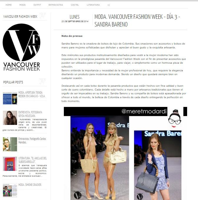 Moda Vancouver