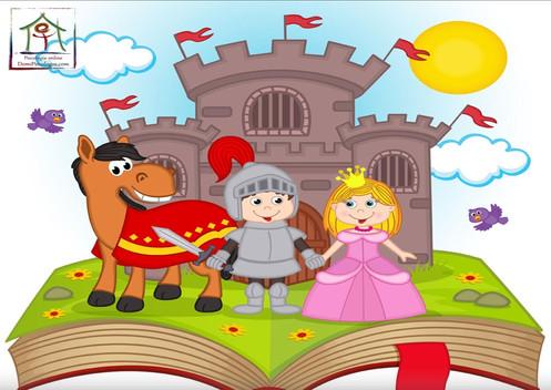 La Primera Infancia, Parte 3: Cuentos, Historietas y Literatura