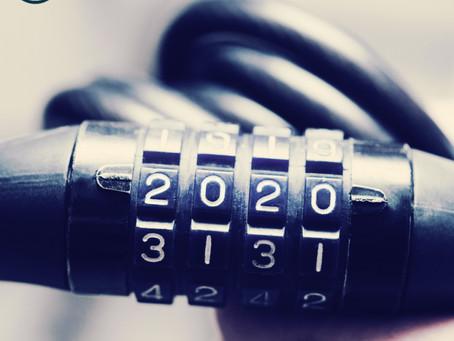 Beste wensen voor 2020!
