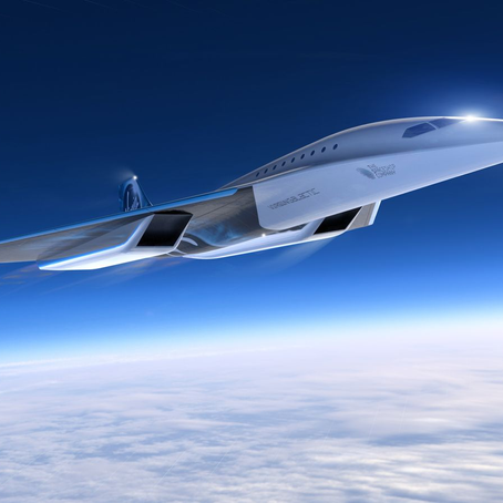 Supersonic Air Travel, Fifty Years Later: Is It Still Possible?