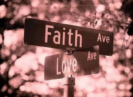 At the Corner of Faith and Love!
