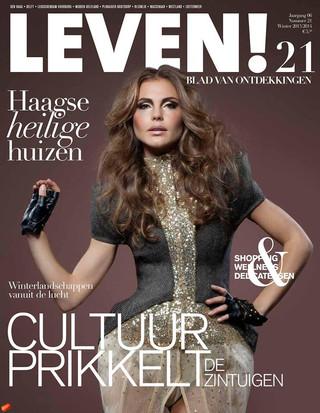 Cover issue 21 Leven Magazine