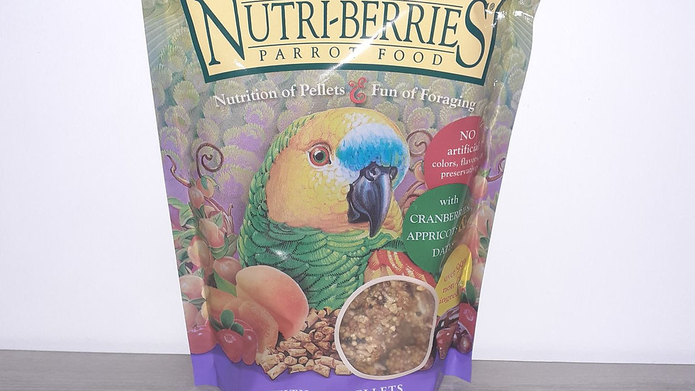 Lafeber Nutri-Berries Sunny Orchard Perroquet