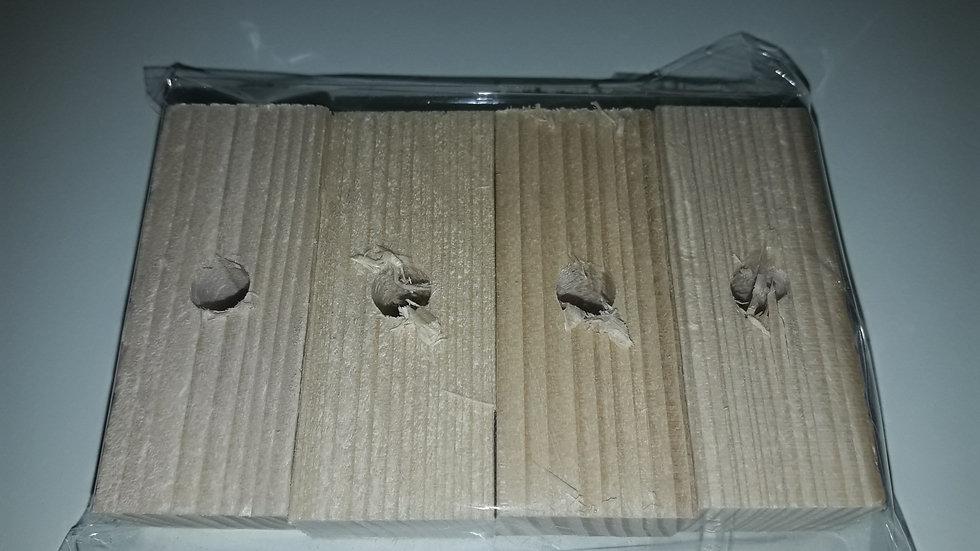 Planchettes 5cm PACK de 4