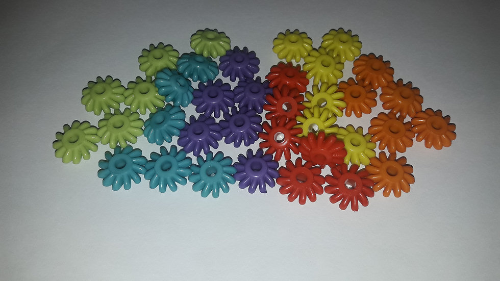Capitaine Crochu | piece jouet perruche | fabrication jouet perruche | piece en plastique pour jouet