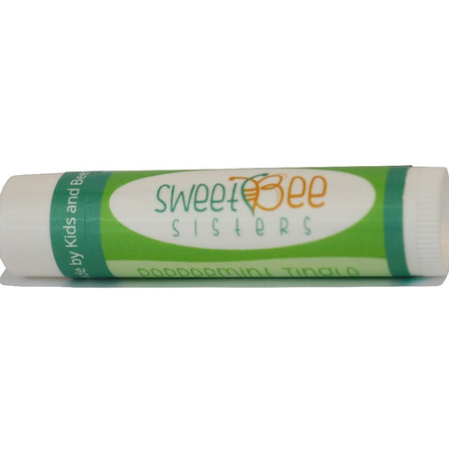Peppermint Tingle Lip Balm!