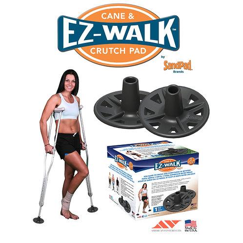 EZ-Walk Crutch Pad Pair
