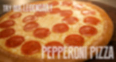 Try our legendary Pepperoni Pizza