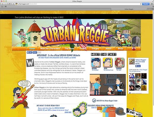 Urban Reggie