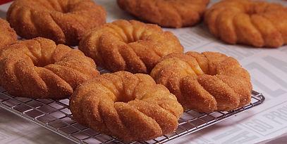 Churro Donuts