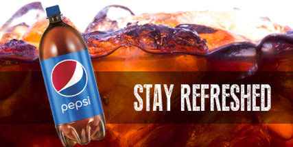 Stay Refreshed with 2 liter Pepsi