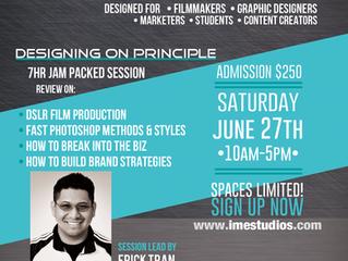 June 27th CREATIVE WORKSHOP