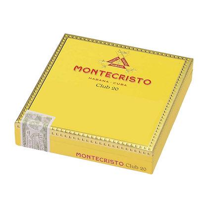 MONTECRISTO CLUB - 20's